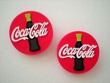 Jibbitz Croc Clog Shoe Charm Button Plug  Accessories WristBand 2 Coca Cola SP