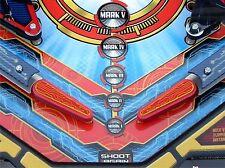 Circuit Board - Flipper Bat Topper Mod for Stern's Iron Man pinball machine
