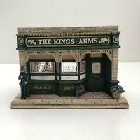 Lilliput Lane - Moments In Time -  Gentlemen Please - Boxed With Deeds