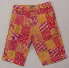 The Children's Place Adjustable Waist Patchwork Shorts Girls Size 12