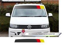 VW Sun Strip Transporter Van T4 T5 T6 Decals Volkswagen Any Colour Custom