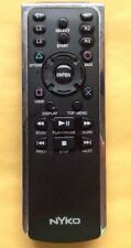 NYKO 83040-F09 PLAYSTATION 3 PS3 DVD BLUWAVE REMOTE CONTROL 081706 4454, TESTED