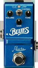 Rowin LN-321 Blues Tube amplifier overdrive Crunch