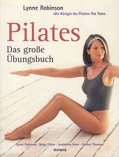 Pilates Das große Übungsbuch Lynne Robinson ISBN 3-8289-2035-7 Weltbild