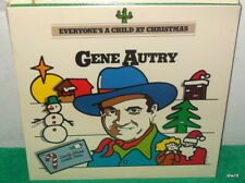 GENE AUTRY - EVERYONE'S A CHILD AT CHRISTMAS - SEALED VINYL LP