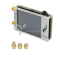 """NanoVNA Vector Network Analyzer 2.8"""" LCD 50KHz-900MHz HF VHF UHF Antenna --TZ"""