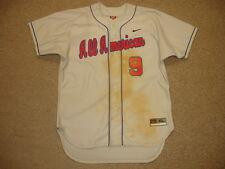 Eric Duncan #9 2003 All-American Baseball Game Jersey – Loa