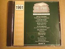 CD / DE PRE HISTORIE 1961 - OLDIES COLLECTION