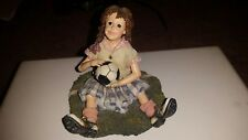 Boyds Collection Yesterdays' Child Dollstone #3549 Mia.The save