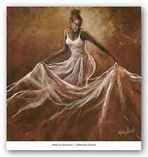 AFRICAN AMERICAN ART Ethereal Grace Monica Stewart