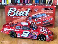 Dale Earnhardt Jr 2005 Action 1/24 #8 Budweiser NASCAR Chevrolet Monte Carlo