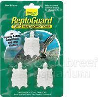 ReptoGuard Turtle/Amphibian/Reptile Health Block Water Conditioner Tetra 3pk