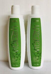 (2) Vitabath Original Spring Green Moisturizing Bath & Shower Gelle 16 oz Each
