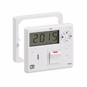 Greenbrook T205-C Fused Programmable Switched Spur Timer Switch 7 Day