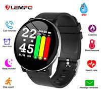Lemfo Reloj Inteligente Persion Arterial Podómetro Para Xiaomi Huawei Watch