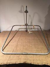 Vintage Shower Head Shower Curtain Plumbing Hardware