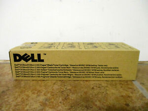 Original CARTOUCHE DELL 1320c  - 2000pages - WM138