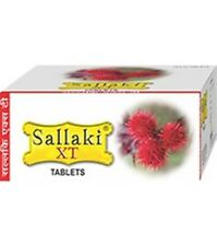 Gufic Shallaki Sallaki XT 10 Tablets Ayurveda Ayurvedic Herbal Product