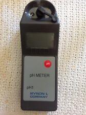 Myron L / pH Meter  TechPro Series pH1