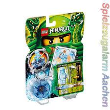 LEGO Ninjago 9590 NRG Zane Masters of Spinjitzu Zubehör