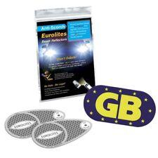 Travel Spot Eurolites Headlamp Converters Beam Benders Headlight Adaptors
