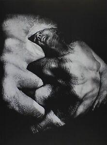 Tilo Keil - Hautbild I, Umarmung - 1968