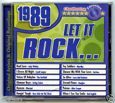 Let It Rock 1989 (CD, Apr-2000, Direct Source) VG+