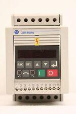 Allen Bradley 160S-AA02NPS1P1 PRESET Speed