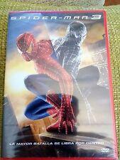 SPIDER-MAN 3 EN DVD NUEVO A ESTRENAR CON PRECINTO