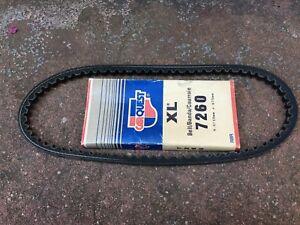 NOS Carquest Belt XL 7260 Gates 10A0660 Made in USA