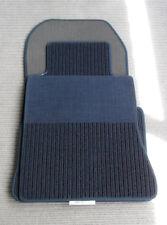 Original Lengenfelder Rips Fußmatten für Mercedes Benz W124 S124 E-Klasse + BLAU