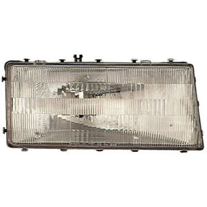 For Dodge Spirit Plymouth Acclaim & Lebaron Right Side Headlight Assembly DAC