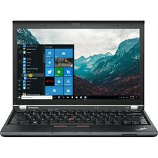 Lenovo Thinkpad X230 12.5 Laptop (4GB RAM 500GB HDD Intel Celeron Windows 7)
