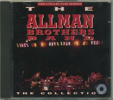 ALLMAN BROTHERS BAND - The Collection - Castle Best Of Greatest Hits CD