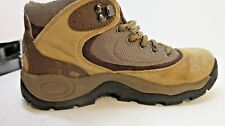 Hi-Tec Sofala Mid Brown Waterproof Hiking Ankle Boot Women's Size US 7.5