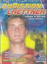 The Power Forward Christian Laettner 2002 DVD Region 2