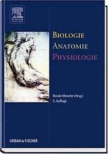 Biologie Anatomie Physiologie: Kompaktes Lehrbuch für di...   Buch   Zustand gut