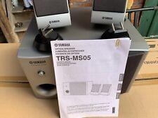 Tyros 5 Lautsprechersatz original MS 05 , guter Zustand!