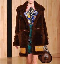Coach Genuine Shearling Fur Coat Runway UK8-10-12, RRP2590GBP Burberry