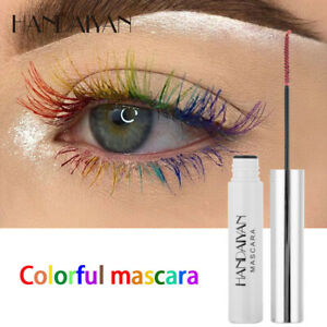 Handaiyan Multi Couleur Mascara Cils Gel Sourcils Tout Jour Fête Maquillage
