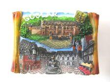 Goslar Magnet Poly Rolle 7 cm ,Souvenir Germany,Deutschland,Neu