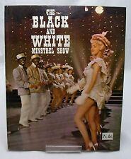 THE BLACK & WHITE MINSTREL SHOW VINTAGE TV 1960s BBC TELEVISION GEORGE MITCHELL*
