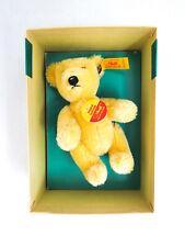 Authentic Steiff Miniature Bear