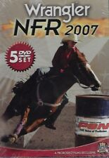 2007 Wrangler National Finals Rodeo - Complete 5-DVD Set