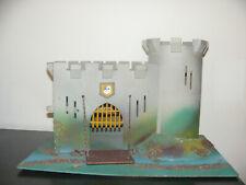 jouet ancien chateau fort années 1960 no starlux