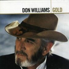 DON WILLIAMS GOLD 2 CD NEW