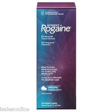 Women's Rogaine Hair Regrowth Treatment FOAM 2 months ( 1 bottle)