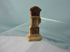 Wade Figurine Canadian Hickory dickory Dock Nursey Rhyme Clock Made in England