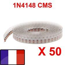 1N4148 Diode Lot x50  Diodes LL4148 version CMS de la 1N4148 lot de 50 L Rapide