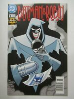 DC Comics 1996 Batman & Robin Adventures Annual 1 1st App Mask of the Phantasm